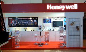 PT. Trifas Sinergi Indonesia   Honeywell   Kontraktor Pameran