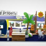 PT. Trifas sinergi Indonesia   Easy Property booth