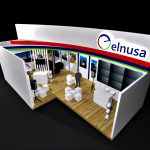 PT. Trifas Sinergi Indonesia   Elnusa booth