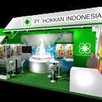 PT. Trifas Sinergi Indonesia   Hokkan Booth