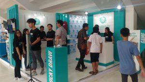 PT. Trifas Sinergi Indonesia   Hobbynity   kontraktor pameran