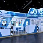 PT. Trifas Sinergi Indonesia   Laborindo booth