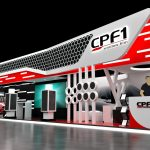 PT. Trifas Sinergi Indonesia   CPF1 booth