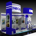 PT. Trifas Sinergi Indonesia   Enecal Booth