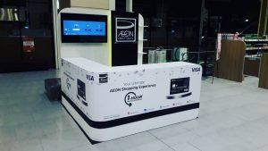 PT. Trifas Sinergi Indonesia   Aeon   Kontraktor Pameran