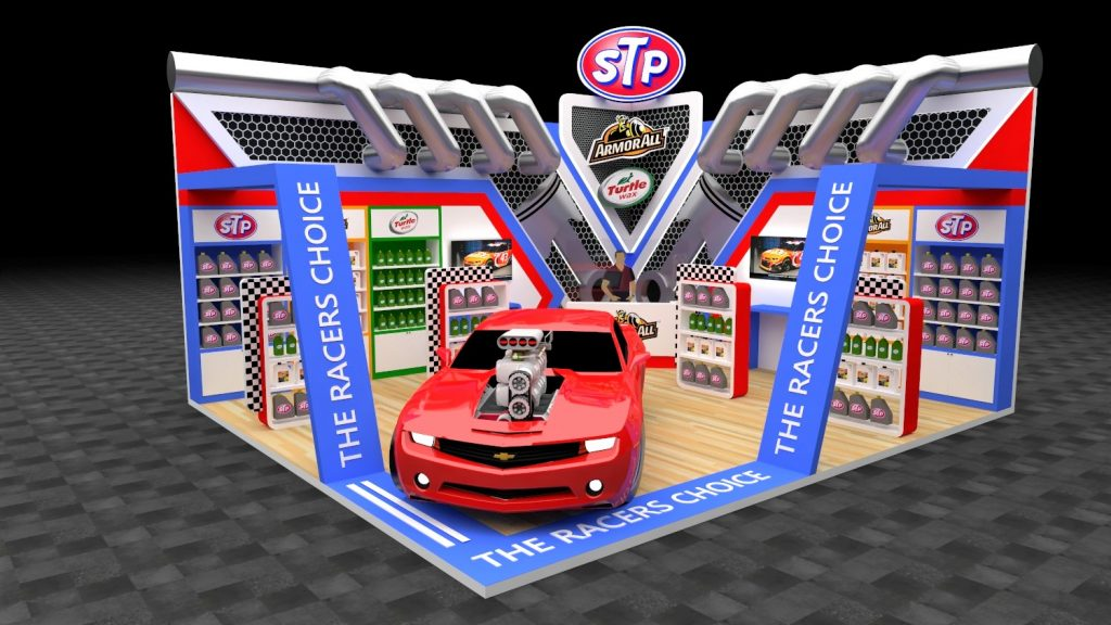 PT. Trifas Sinergi Indonesia | STP booth
