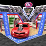 PT. Trifas Sinergi Indonesia   STP booth