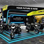 PT. Trifas Sinergi Indonesia   United E-Motor   Kontraktor Pameran
