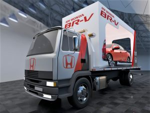 PT. Trifas Sinergi Indonesia   Honda   Kontraktor Pameran